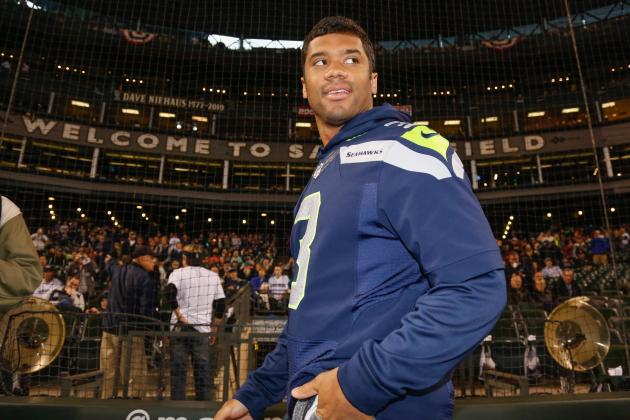 Lauren Brownlow: NC State's Russell Wilson, other NFL alums come home