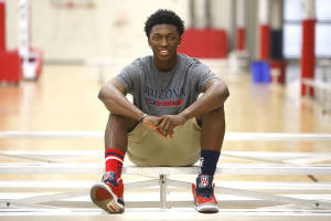 2014 Nike Hoop Summit: Stanley Johnson Brings More Defense to Arizona