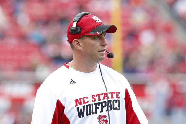 Better Spring Showing the Second Time Around for NC State Football