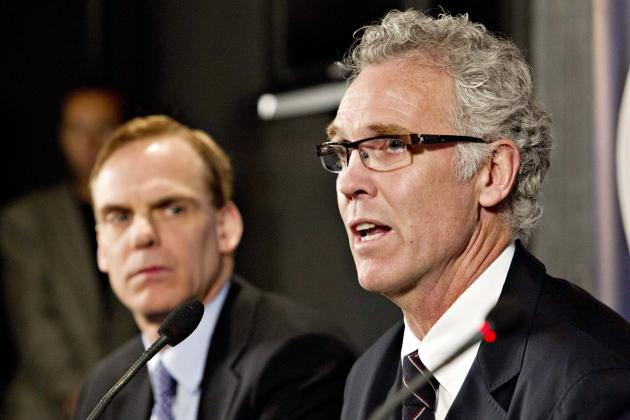 Oilers GM Says He's Optimistic About Future