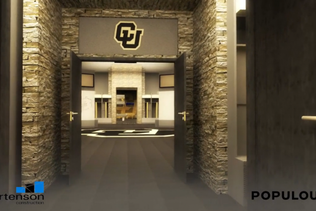 Fly Through of the Upcoming Colorado Buffaloes Facilities Upgrades