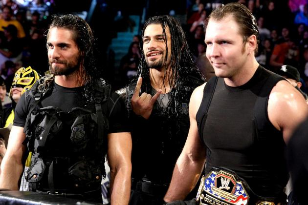 The Shield's Beatdown at the Hands of Evolution Will Raise Their Babyface Status