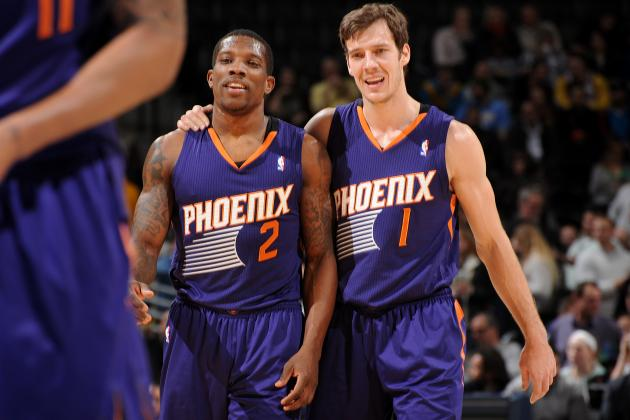 What's Next for Phoenix Suns After Missing 2014 Playoffs?