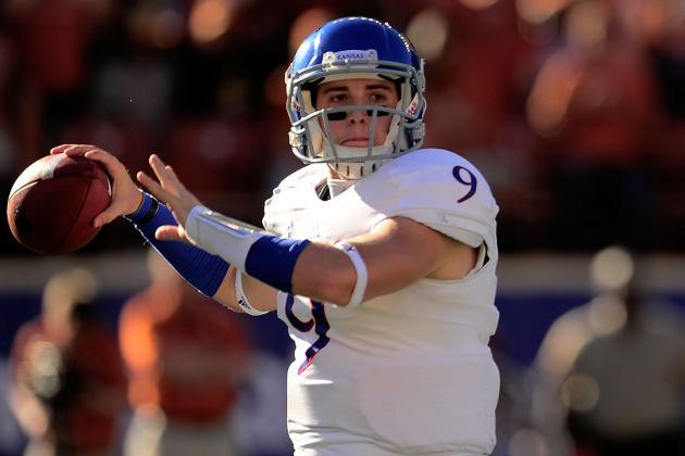 KU Football Offense Will Have More Audible Options in 2014
