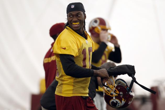 Why Robert Griffin III Could Be in for an All-Pro Season