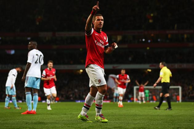 Arsenal vs. West Ham United: Score, Grades and Post-Match Reaction