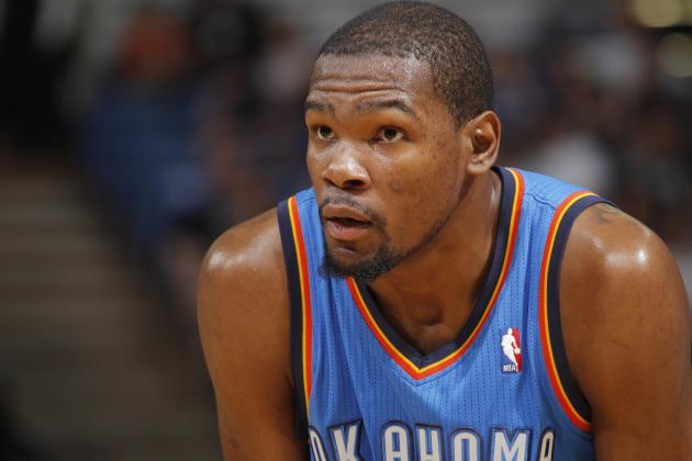 Kevin Durant Under Serious Pressure to Deliver Big in 2014 NBA Playoffs