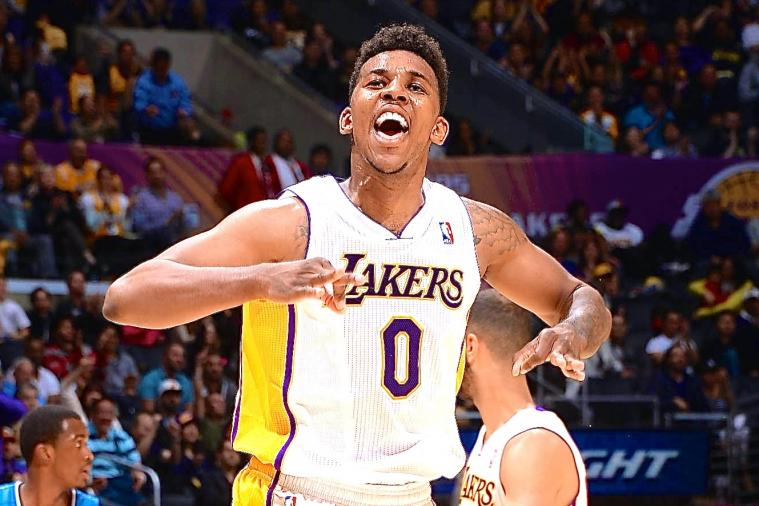 Lakers' Nick Young Thinks He's the Best Shooting Guard in the NBA