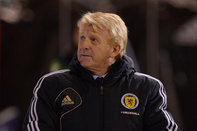 Charting Scotland's Rise Up the World Rankings Under Gordon Strachan