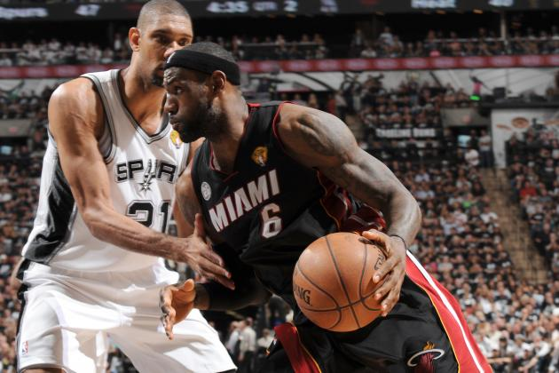 NBA Playoffs 2014: Latest Postseason Picture, Schedule and Breakdown