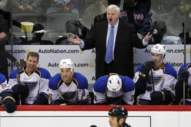 St. Louis Blues' Slump Won't Make Matchup Any Easier for Chicago Blackhawks