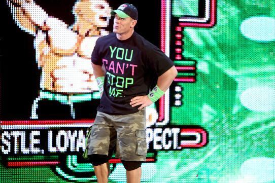 John Cena Must Put over Bray Wyatt at Extreme Rules