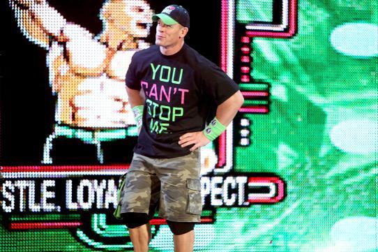 John Cena Must Put over Bray Wyatt at Extreme Rules