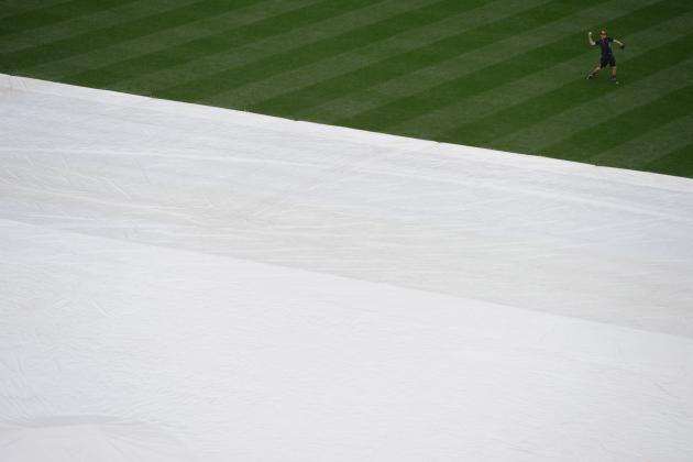 Tonight's Orioles-Rays Game PPD Due to Rain