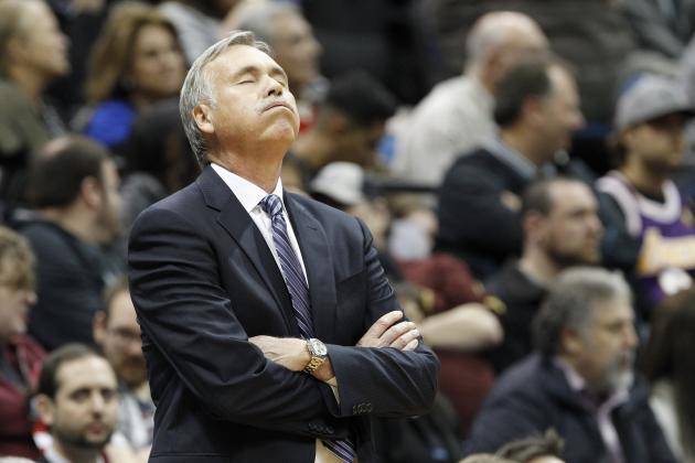 Lakers GM Mitch Kupchak Refuses to Discuss Mike D'Antoni's Future