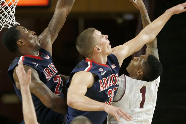 Gordon, Johnson Make It Official: They're Leaving Arizona Wildcats : College
