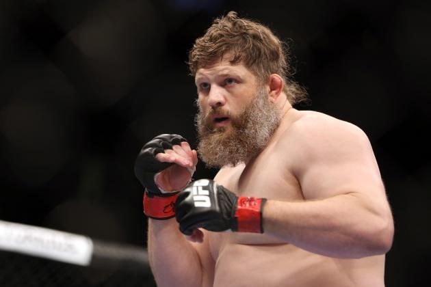 Roy Nelson Confirms He Suffered Broken Hand in 'Big Nog' Knockout