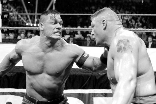 WWE Classic of the Week: Remembering John Cena vs. Brock Lesnar, Extreme Rules