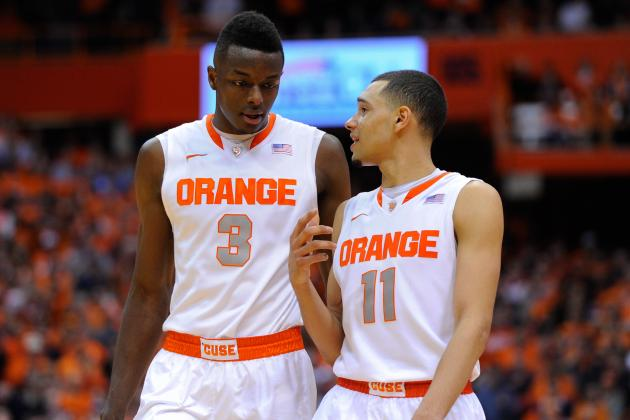 Syracuse Basketball: How Syracuse Will Replace Departed Stars in 2014-15