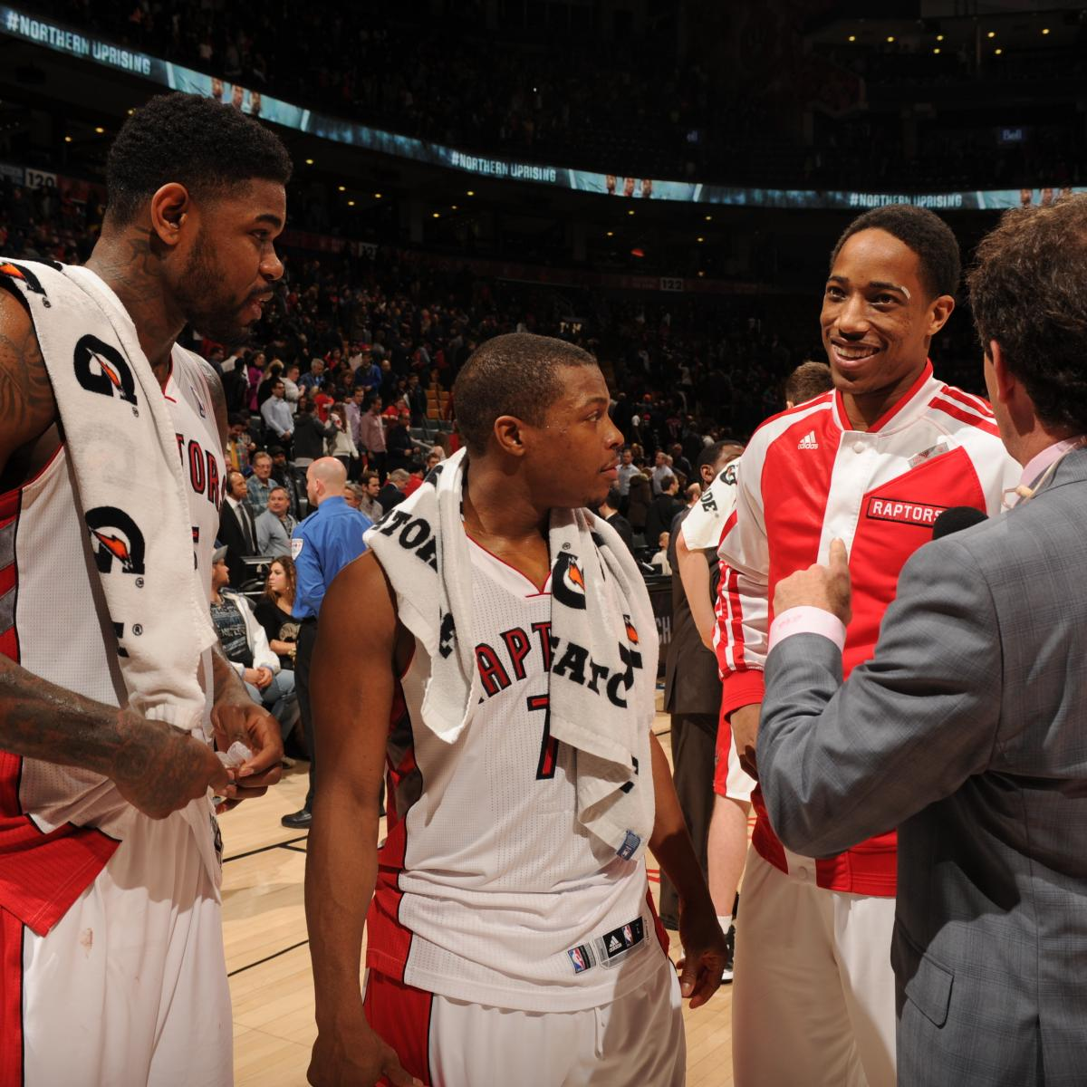 Final Regular-Season Grades for Every Toronto Raptors ...