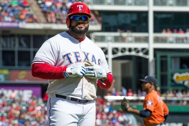 Prince Fielder Not Worried About Slow Start