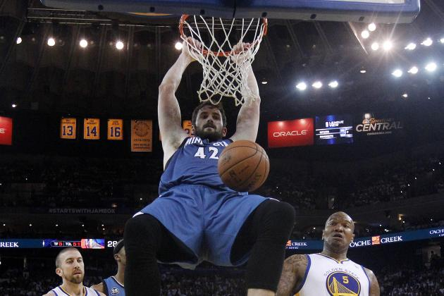 Kevin Love Sets Minnesota Timberwolves Record for Most Points in a Season