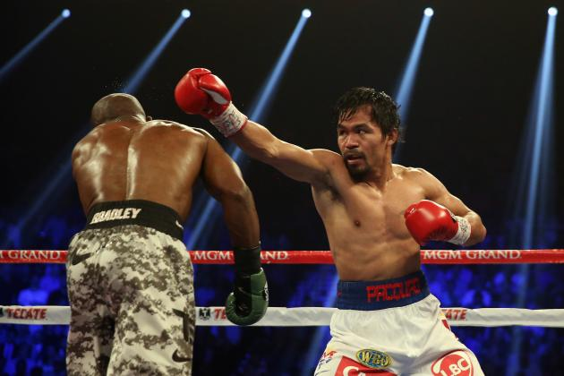 Pacquiao vs. Bradley 2 Results: Highlighting Major Takeaways from Pac-Man's Win
