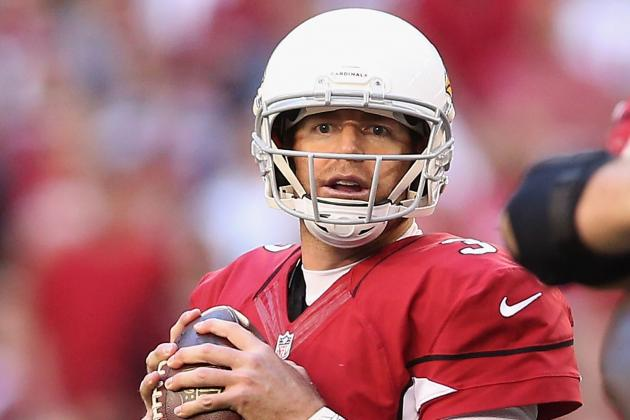 Carson Palmer Won't Complain If Cardinals Draft QB
