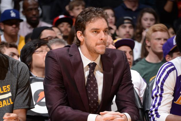 Why Los Angeles Lakers Need to Let Pau Gasol Walk