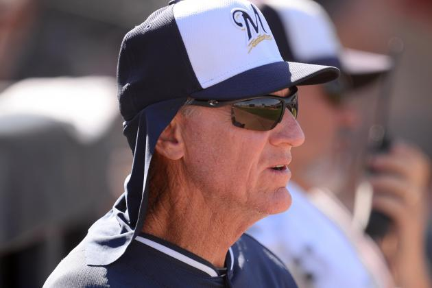 Brewers Skipper Ron Roenicke to Manage 500th Career Game