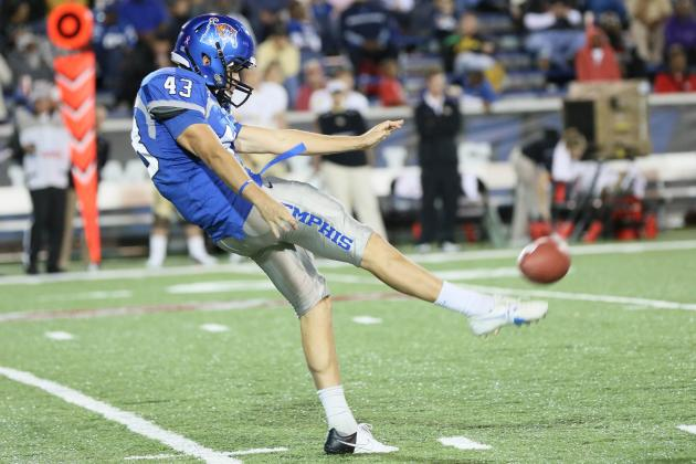 Tom Hornsey NFL Draft 2014: Highlights, Scouting Report and More