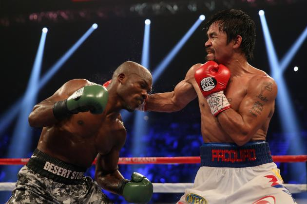 Manny Pacquiao Proves He's Evolving After Victory over Timothy Bradley