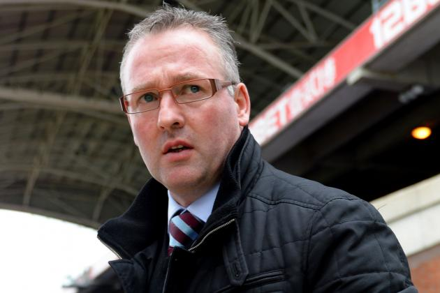 Aston Villa: Can Paul Lambert Salvage the Situation at Villa Park?