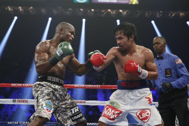Pacquiao vs. Bradley 2: Pac-Man Didn't Need KO to Prove Elite Status in Victory