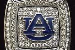Auburn to Get 2013 SEC Champ Rings at A-Day