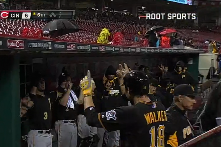 Pittsburgh Pirates Chant Daniel Bryan's 'Yes!' After Multiple Back-to-Back HRs