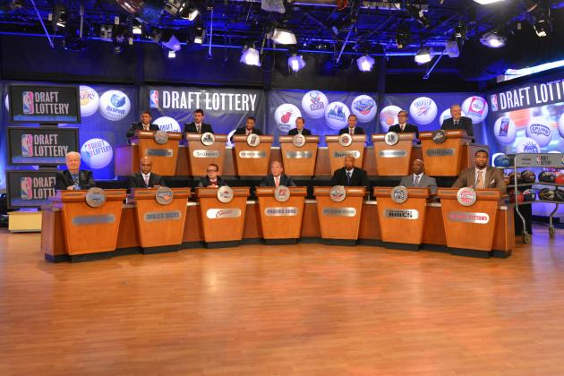 NBA Draft Lottery 2014 Format: Explaining Process and Coin-Flip Scenarios
