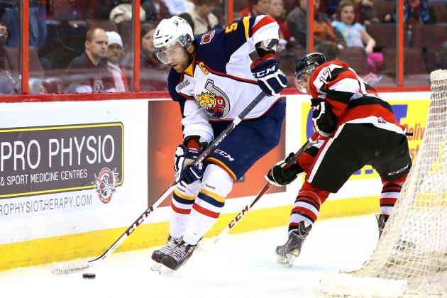 2014 NHL Mock Draft: Post-Lottery First-Round Projections