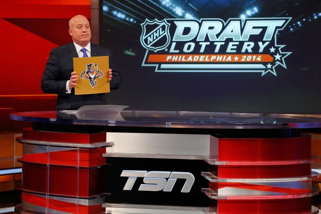 NHL Draft Lottery 2014: How Results Affect Who Will Be the No. 1 Overall Pick