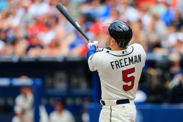 How Freddie Freeman Is Becoming One of MLB's Biggest Offensive Forces