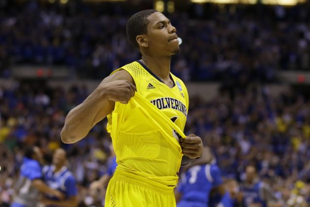 Glenn Robinson III Must Improve Shooting to Succeed in NBA