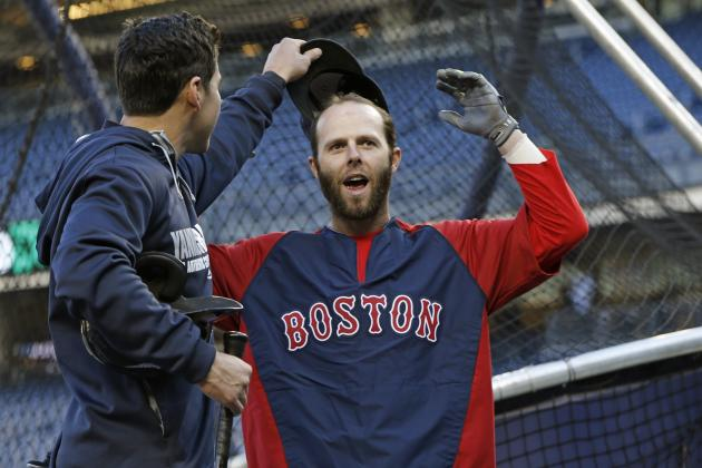 UTK: How Good Is 'Good News' on Dustin Pedroia Wrist Injury for Red Sox?