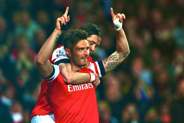 Film Focus: Arsenal Stand Up to West Ham Test to Claim Victory