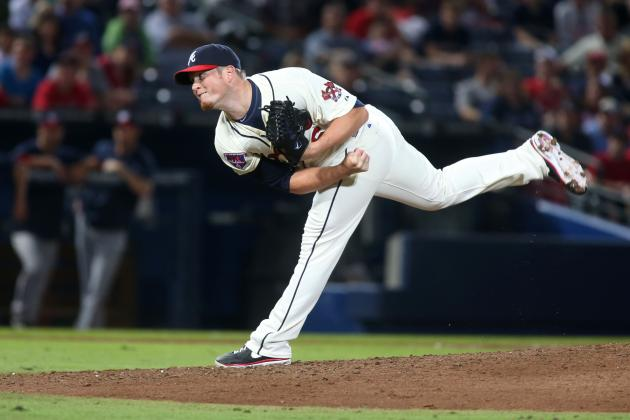 UTK: Craig Kimbrel Latest Atlanta Braves Pitcher with Arm Issues