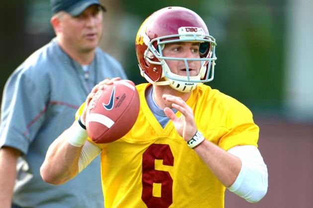Cody Kessler Named USC Trojans' Starting QB for 2014 Season