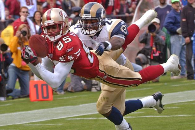 Brandon Lloyd Is a Welcome Addition, but 49ers Still Need Speed at ...