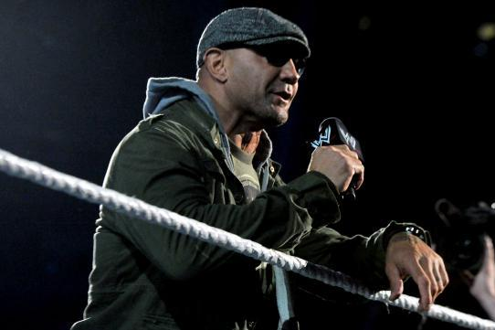 Batista's WrestleMania 30 Loss Will Not Derail His Push