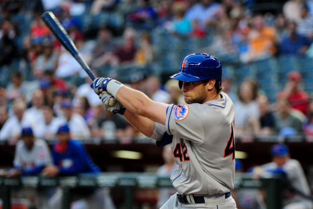Nieuwenhuis Debuts, Helps Mets Blast D-Backs