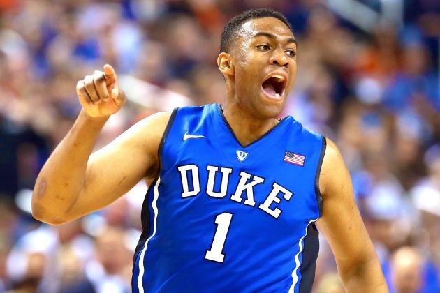Jabari Parker's NBA Draft Decision: The Choice Is Clear for Duke Star