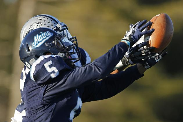 Kendall James NFL Draft 2014: Highlights, Scouting Report for Vikings CB